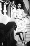 Minha mãe, professora primária, Dona Antônia (que saudades!)
